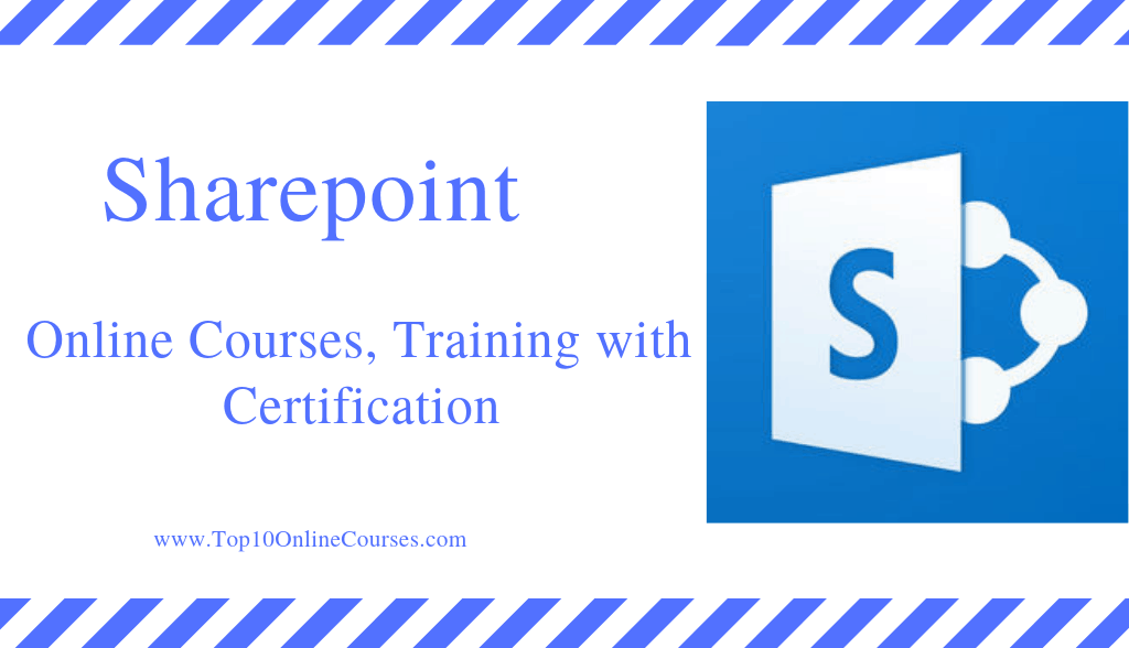 Sharepoint Online Courses, Training with Certification