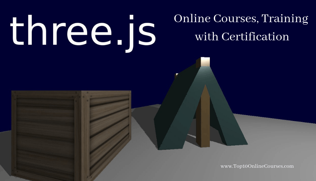 Three js Online Courses, Training with Certification