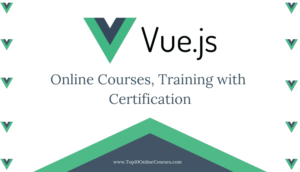 Vue js Online Courses, Training with Certification