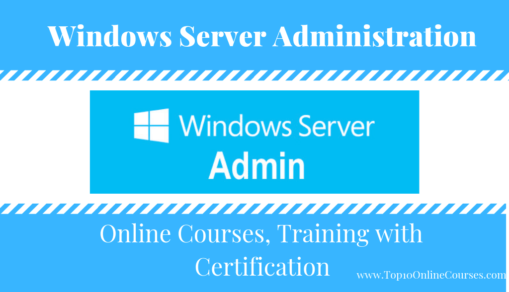 Best Windows Server Administration Online Courses ...