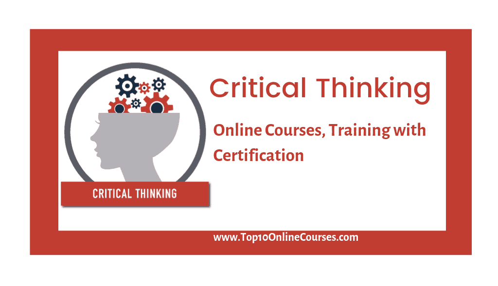 Best Critical Thinking Online Courses