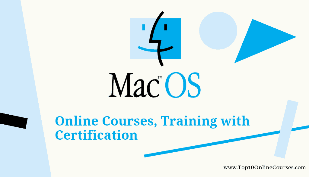 Best MacOS Apps Development Online Courses