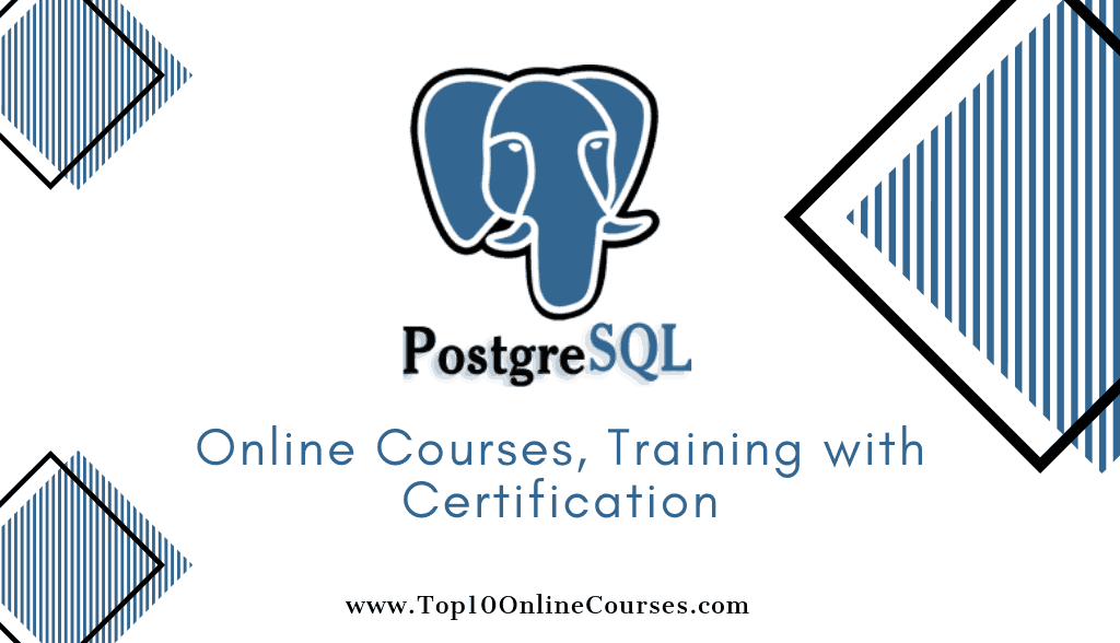 Best PostgreSQL Online Courses